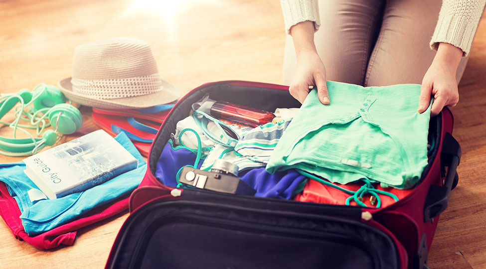 Effective Tips to Pack Light for Vacation